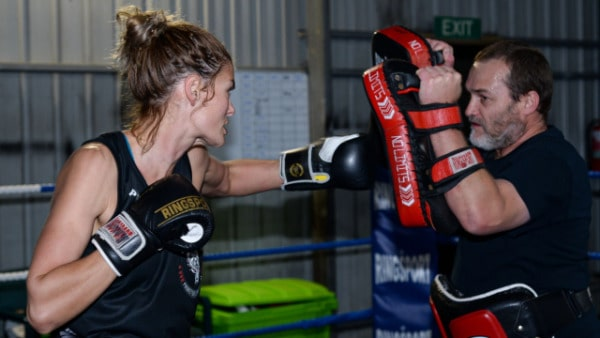 Mandurah Muay Thai Kickboxing for Adults - Self Defence