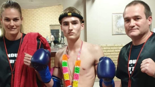 Mandurah Muay Thai Kickboxing for Fighters - Full Training