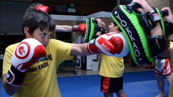 Mandurah Muay Thai Kickboxing for Kids