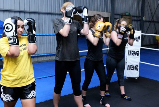 Mandurah Muay Thai Ladies