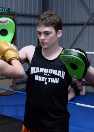 Mandurah Muay Thai Kickboxing for Fighters - Professional Boxing